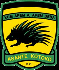 Асанте Котоко - Logo