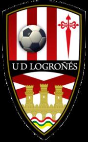 УД Логронес - Logo
