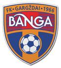 FK Banga - Logo