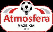 Atmosfera Mažeikiai - Logo