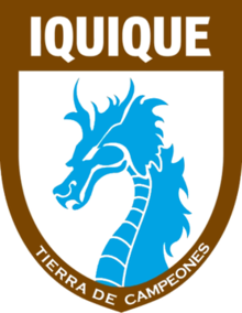 Депортес Икике - Logo