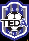 Тяньцзинь Тэда - Logo
