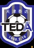 Тиендзин Теда - Logo