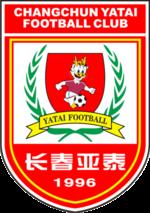 Чанчун Ятай - Logo
