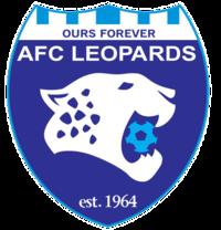 Леопардс - Logo