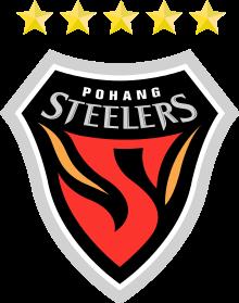 Pohang Steelers - Logo