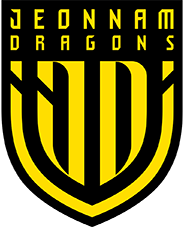 Jeonnam Dragons - Logo