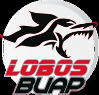 Lobos de la BUAP - Logo