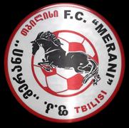 Мерани Тбилиси - Logo