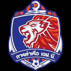 Порт ФК - Logo