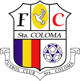 FC Santa Coloma - Logo