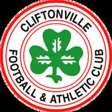 Cliftonville Belfast - Logo