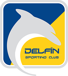 Делфин - Logo