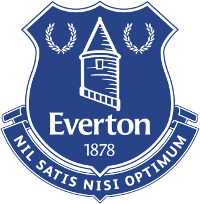 Евертън - Logo