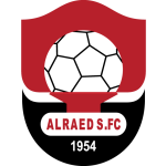 Al Raed Club - Logo