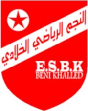 ЕС Бени-Халед - Logo
