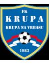 FK Krupa - Logo