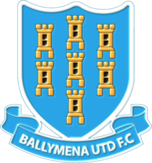 Ballymena United - Logo