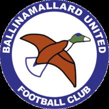 Ballinamallard Utd - Logo