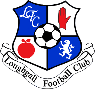 Loughgall FC - Logo