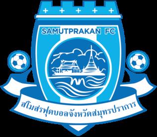 Samut Prakan - Logo