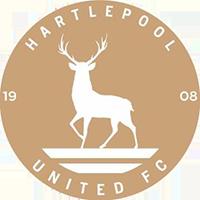 Hartlepool Utd - Logo