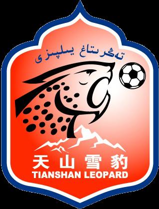 Синдзян Тианшан - Logo