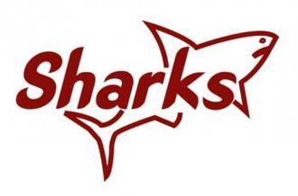 Кариобанги Шаркс - Logo