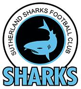 Съдърланд Шаркс - Logo