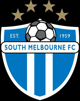 Саут Мелбърн - Logo