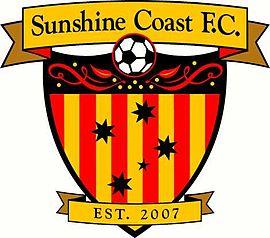 Съншайн Коуст - Logo