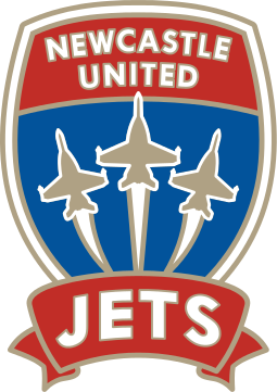 Newcastle Jets U21 - Logo