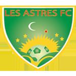 Les Astres FC - Logo