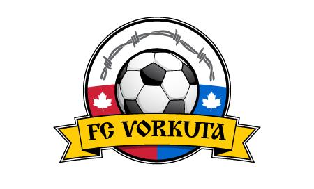 Воркута - Logo