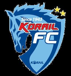 Daejeon Korail - Logo