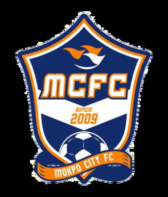 Mokpo City - Logo