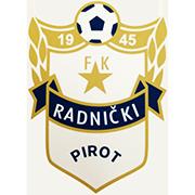 Radnicki Pirot - Logo