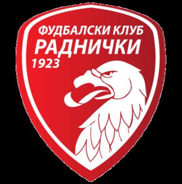 ФК Раднички 1923 - Logo