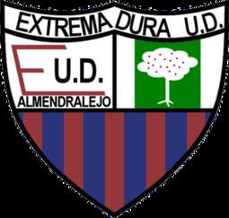 Екстрамадура УД - Logo