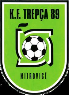 Трепча 89 - Logo