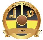 UE Santa Coloma - Logo