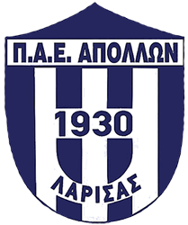 Apollon Larisa - Logo