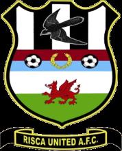 Risca United AFC - Logo