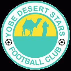 Йобе Старс - Logo
