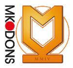 М К Донс - Logo