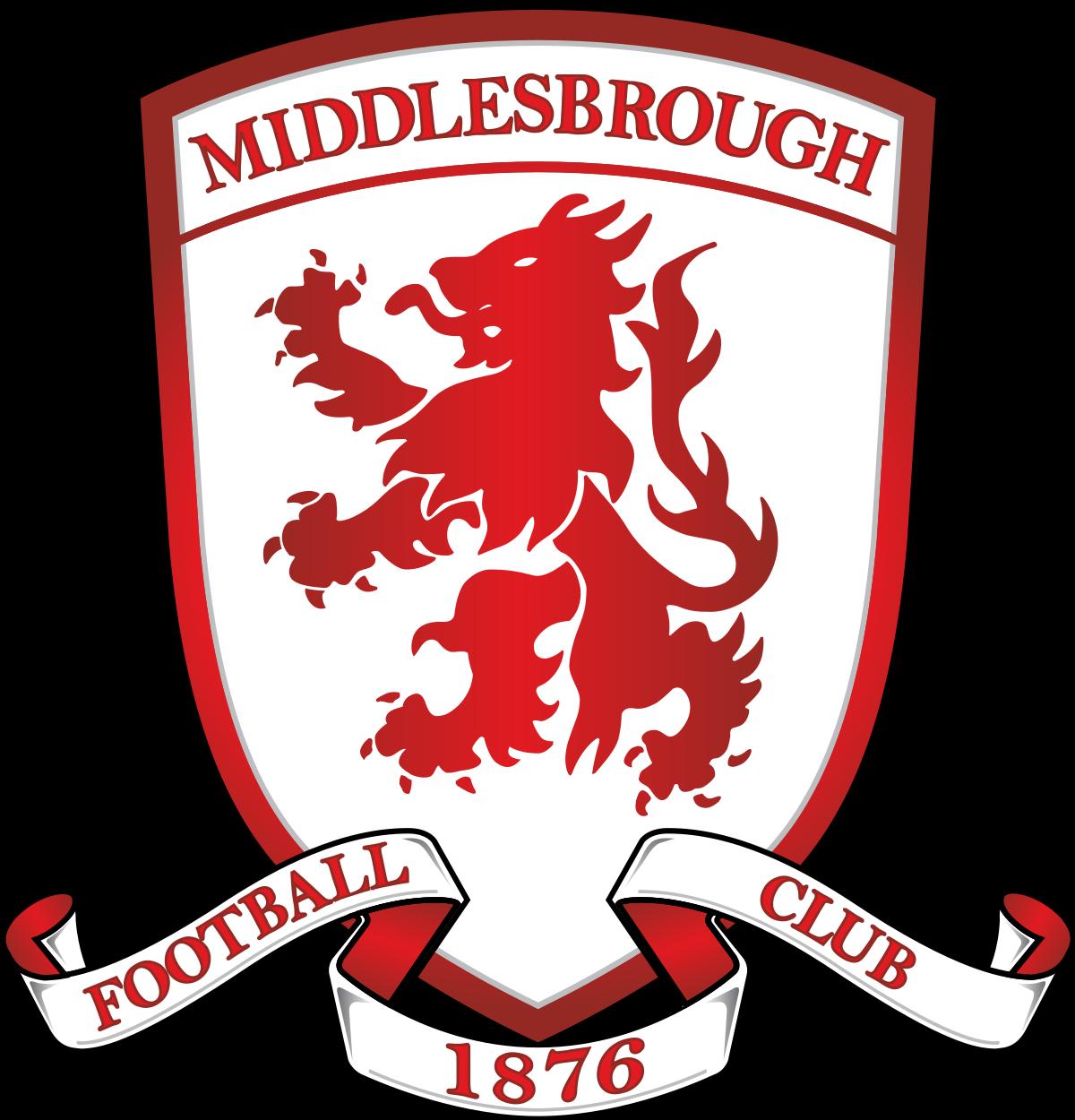 Мидлсбро U23 - Logo
