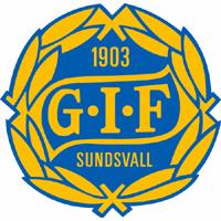 ГИФ Сундсвал - Logo