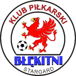 Blekitni Stargard - Logo