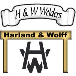 H&W Welders - Logo