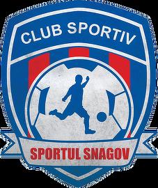 Sportul Snagov - Logo